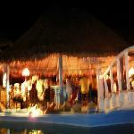 El bar El Mojito de la pile de noche...se re llenaba
