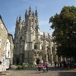 Nearby Canterbury Cathederal well worth a visit