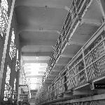 Main prison building