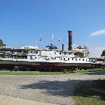 Ticonderoga Steam Ferry