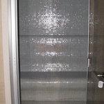 The brilliant shower/hamam