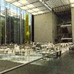 museum`s restaurant