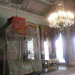 Dormitorio de la esposa del Sultán