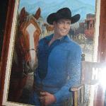 Dale Robertson, National Cowboy Museum, Oklahoma City, OK