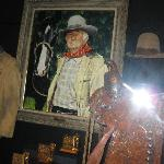 Walter Brennan display, National Cowboy Museum, Oklahoma City, OK