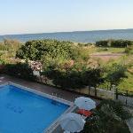 Θέα από δωμάτιο 201, Plaza Hotel, Αλεξανδρούπολη
