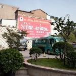 Popular hotel for bus tours