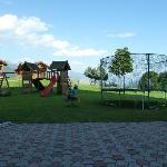 Meraviglioso parco giochi esterno !!!!
