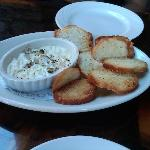 really good goat cheese spread