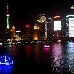 View of financial district from our Bund Studio