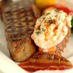 Steak & Nova Scotia Lobster Tail