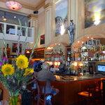 Allegria Bar area