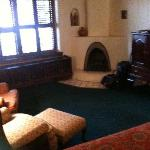 Taos Inn room