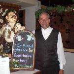 Doug Bessler, the owner and hospitality expert