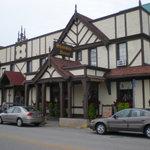 The front of the Restaurant & Inn