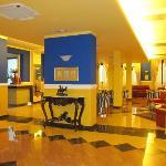 Lobby de l'hotel