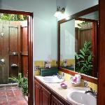 Bathroom of Ginger Lily