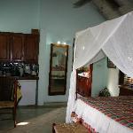 Inside Ginger Lily villa