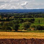 View from Las Mas du Haut- Roussillac