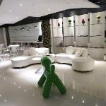 B1 floor lounge