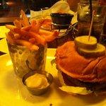 Rough Rider Burger
