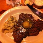 Porterhouse Steak.... amazing