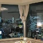 29階からの夜景