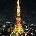 2日目の東京タワー