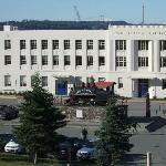アラスカ・レイルロード アンカレッジ駅