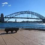 Sydney Harbour Bridge!