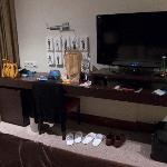 Radisson Blu Style Bedroom TV