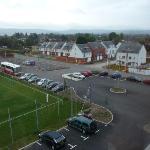 Large car park