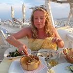 Maria's wonderful food