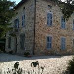 Borgo Villiano Main Villa