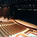 Vassiliko Theatro, Stage & Stalls