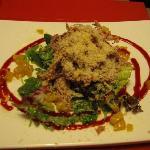 Foie and Confit Salad