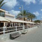 Restaurants at Cabo de Palos