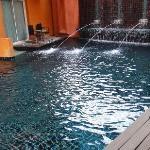 Chambre acces piscine