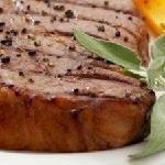 Ottimi i secondi di carne...