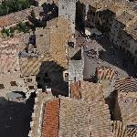 Views from Torre Grossa, San Gimignano