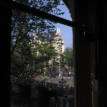 Westerkerk view from triple room