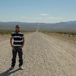 Groom Lake Road