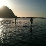 Typical Afternoon paddling in Morro Bay!