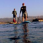 Family paddling!