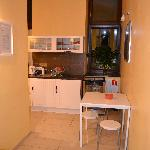 Coomon kitchen on 1st floor