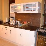 Coomon kitchen - 1st floor