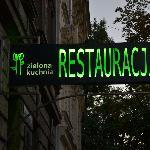 Gem of a restaurant across street from Cracowdays