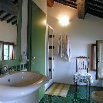 Bagno mansardato