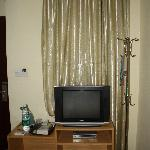 tv corner in double