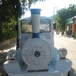 tourist train to zante town